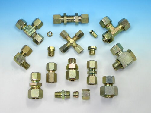 Metric Adapters / Fittings