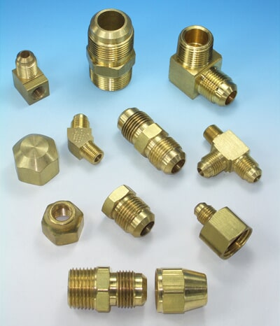 BRASS INCH ADAPTERS 005