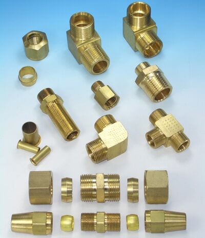 BRASS INCH ADAPTERS 006