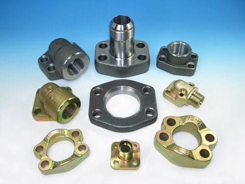 SAE Flanges & Pumps Flanges