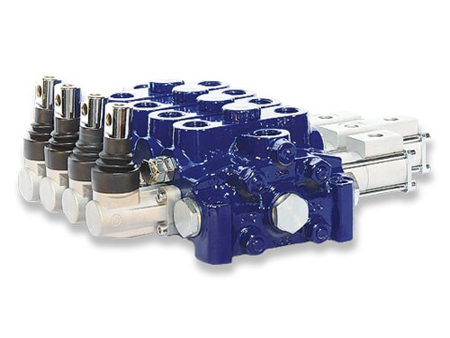 SECTIONAL DIRETIONAL CONTROL VALVES