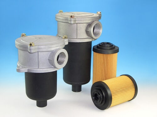 TANK IMMERSED FILTERS